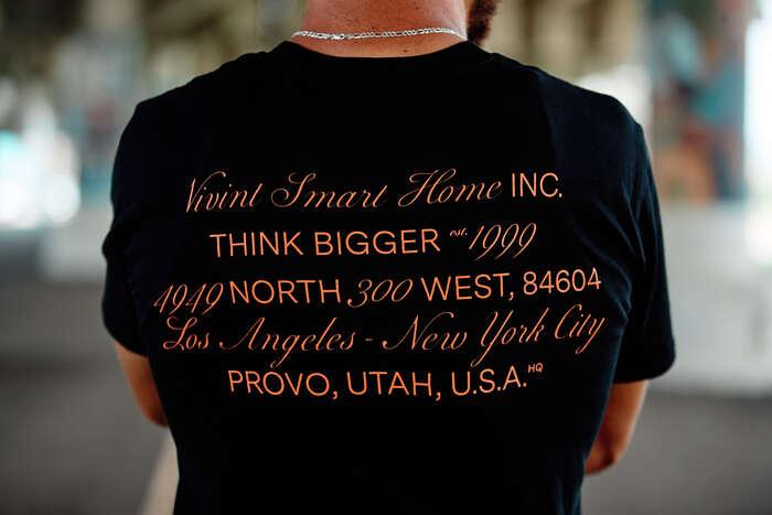 Vivint Smart Home T-shirts 2