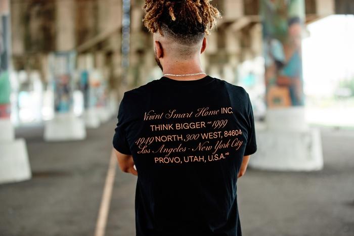 Vivint Smart Home T-shirts 4