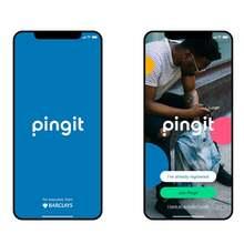 Pingit by Barclays identity