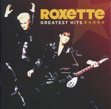 Roxette – <cite>Greatest Hits</cite> album art