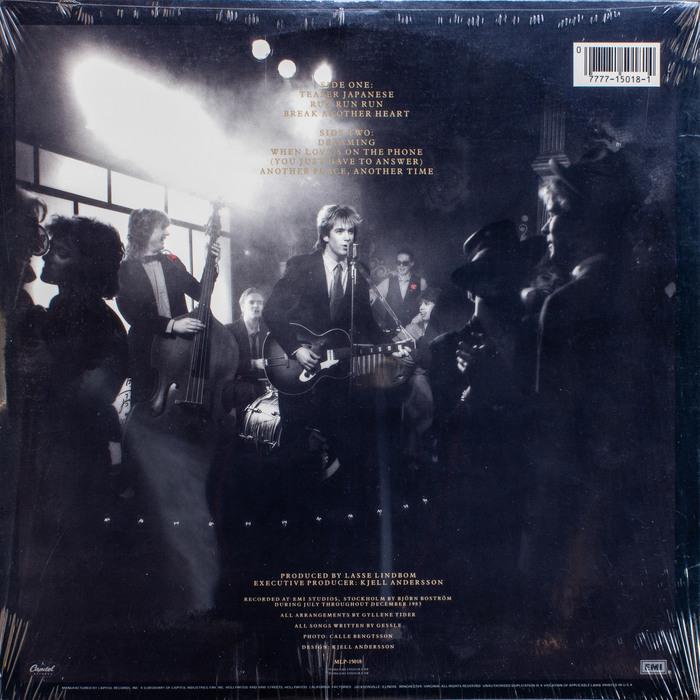 Roxette – Heartland album art 2