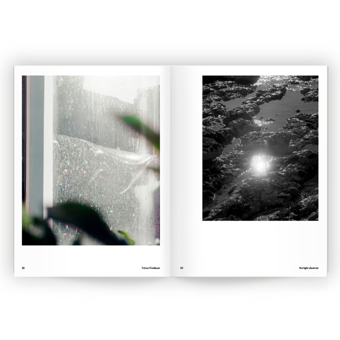 """The Light Observer magazine, """"The Water Issue"""" 2"""