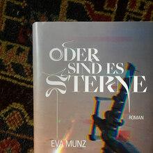 <cite>Oder sind es Sterne</cite> by Eva Munz