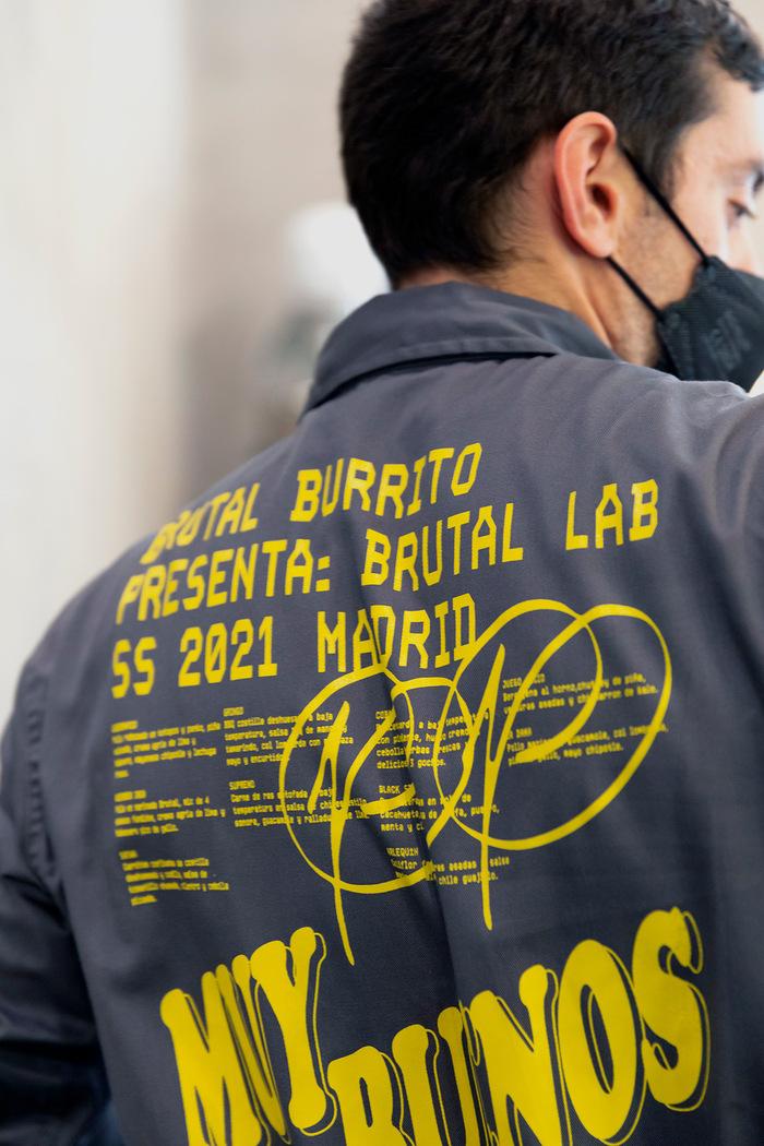 Brutal Burrito 5