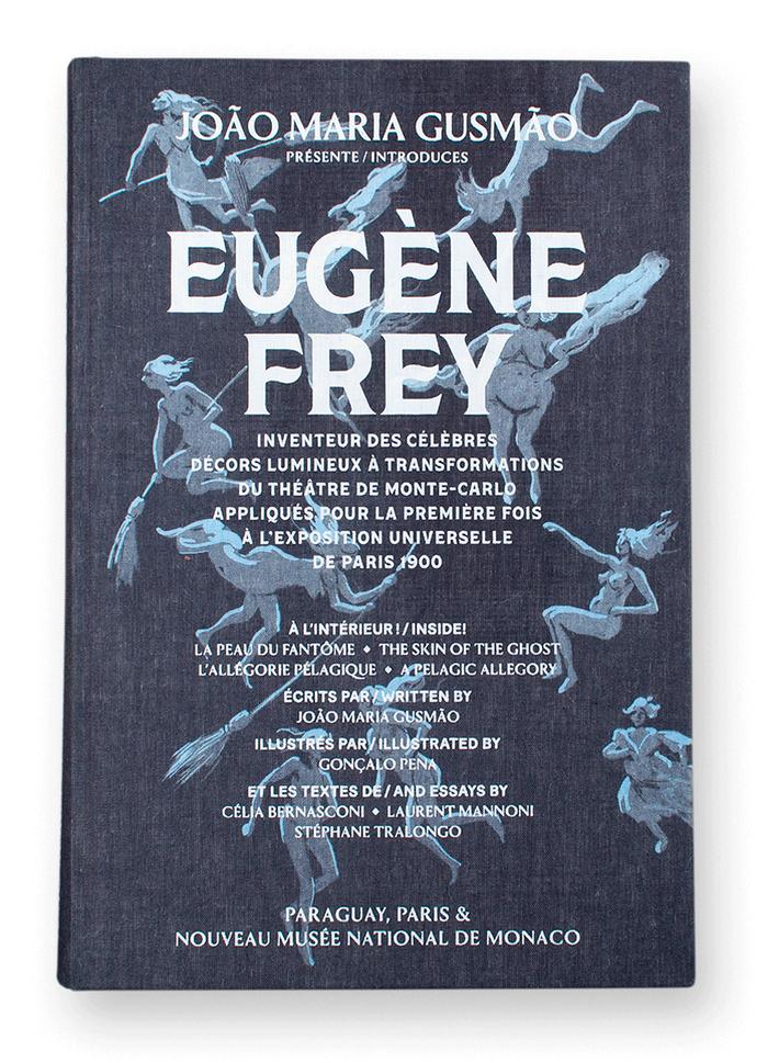 João Maria Gusmão introduces Eugène Frey 1