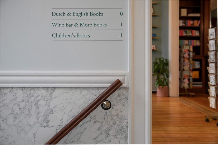 Luddites Books & Wine 8
