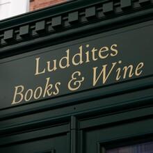 Luddites Books & Wine