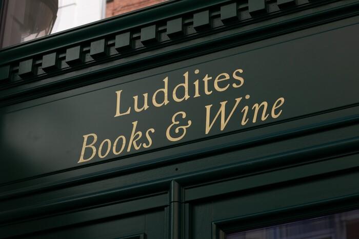 Luddites Books & Wine 1