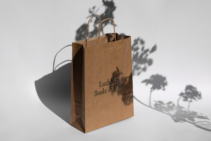 Luddites Books & Wine 2
