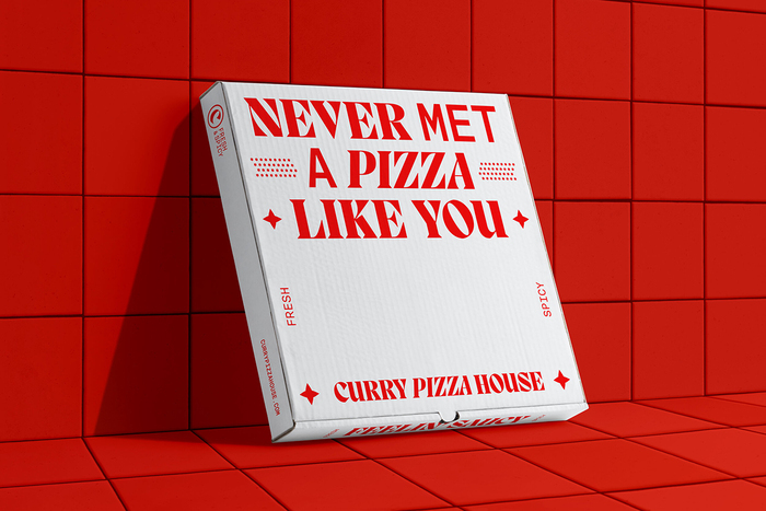 Curry Pizza House (2021 rebrand) 3