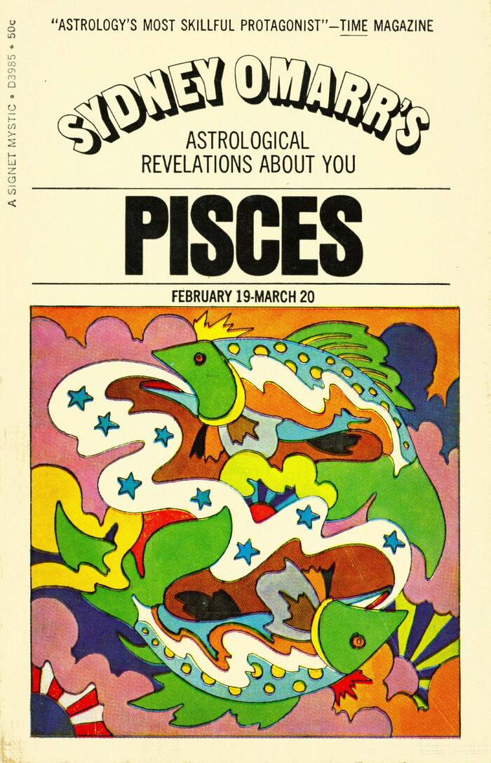 Astrological Revelations About You by Sydney Omarr 1