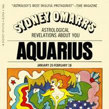 <cite>Astrological Revelations About You</cite> by Sydney Omarr