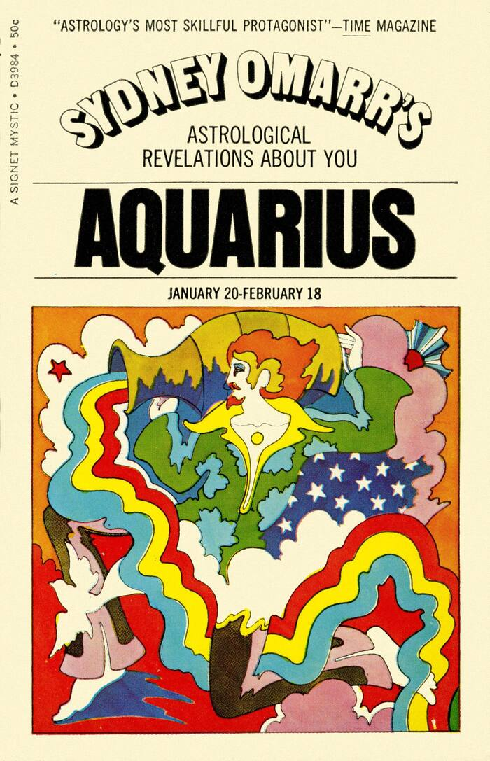 Astrological Revelations About You by Sydney Omarr 2