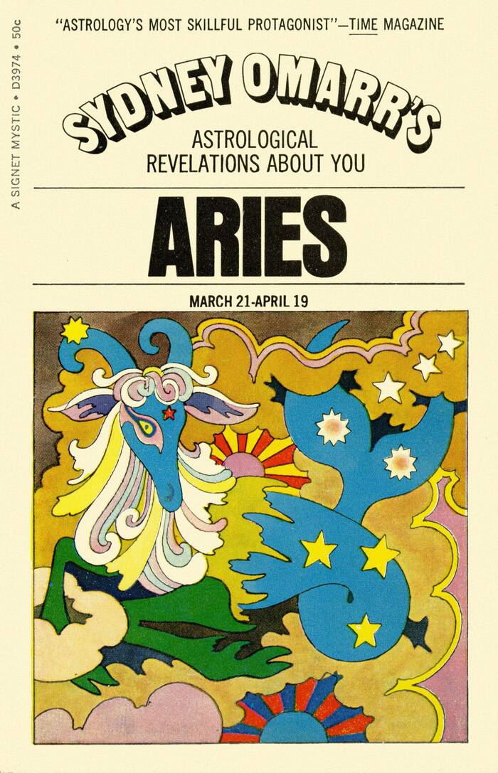 Astrological Revelations About You by Sydney Omarr 3