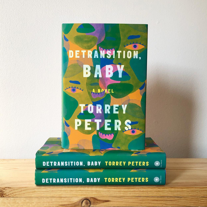 Detransition Baby by Torrey Peters 1