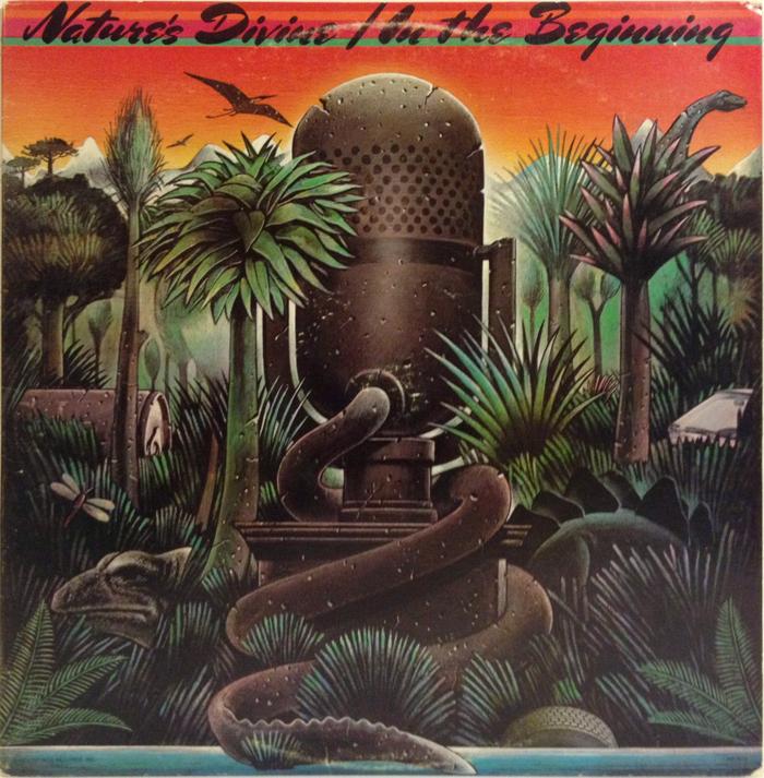 Nature's Divine – In the Beginning album art 1