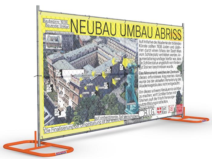 Public Intervention – Neubau Umbau Abriss 1