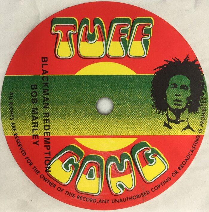 "Bob Marley & The Wailers – ""Black Man Redemption""."