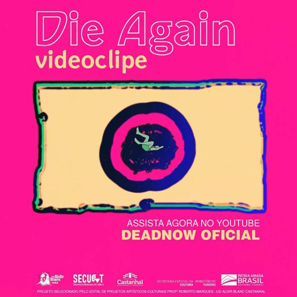 Die Again came out on YouTube. Watch on the Die Again YouTube channel.