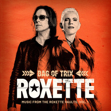 Roxette – <cite>Bag of Trix</cite> album art