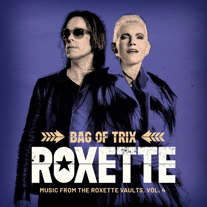 Roxette – Bag of Trix album art 4