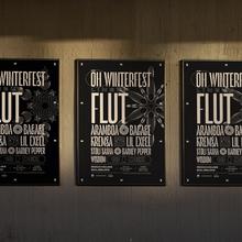 ÖH Winterfest poster and tickets