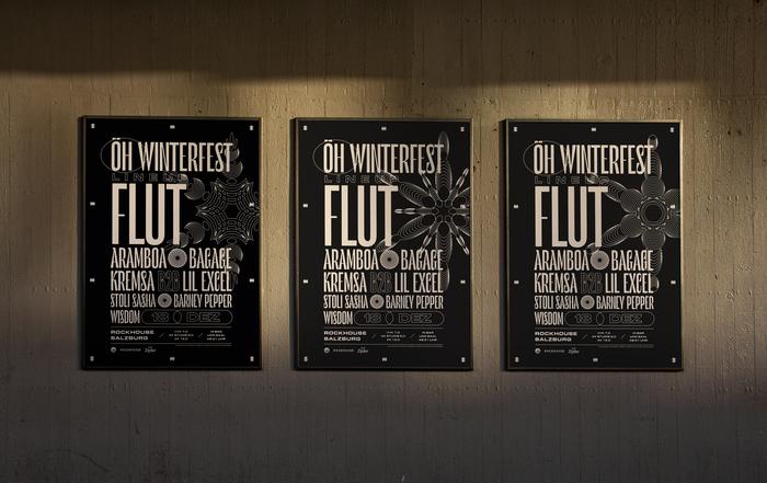 ÖH Winterfest poster and tickets 7