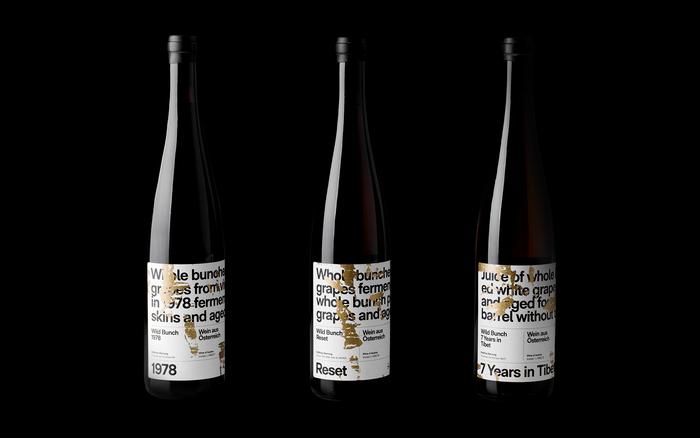 Wild Bunch wine series 1