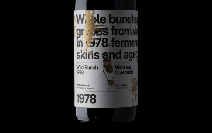 Wild Bunch wine series 2