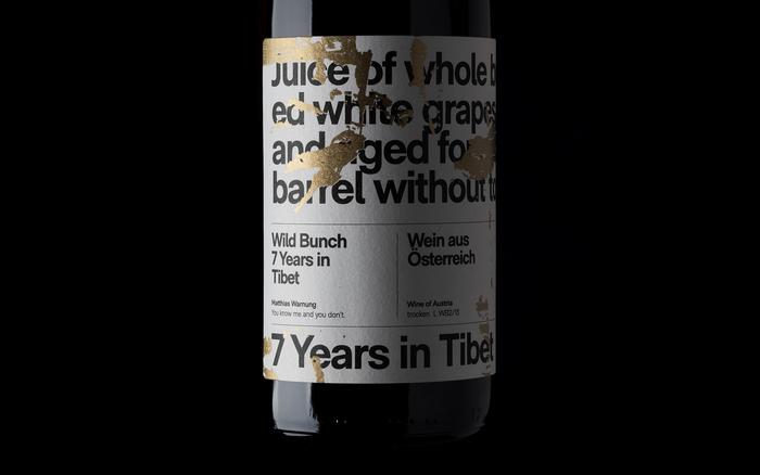 Wild Bunch wine series 3