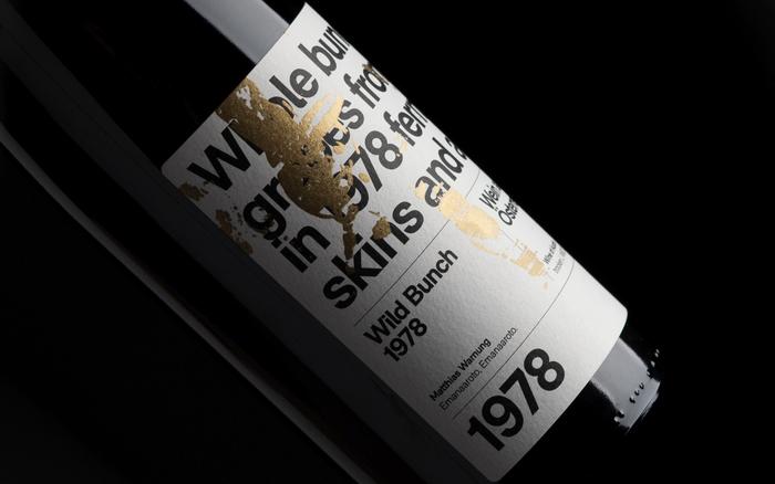 Wild Bunch wine series 5