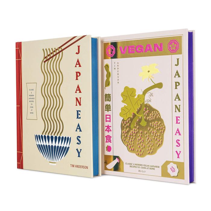 JapanEasy and Vegan JapanEasy books.