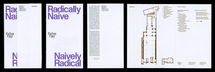 Kunsthal Extra City visual identity 6