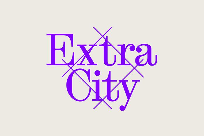 Kunsthal Extra City visual identity 1