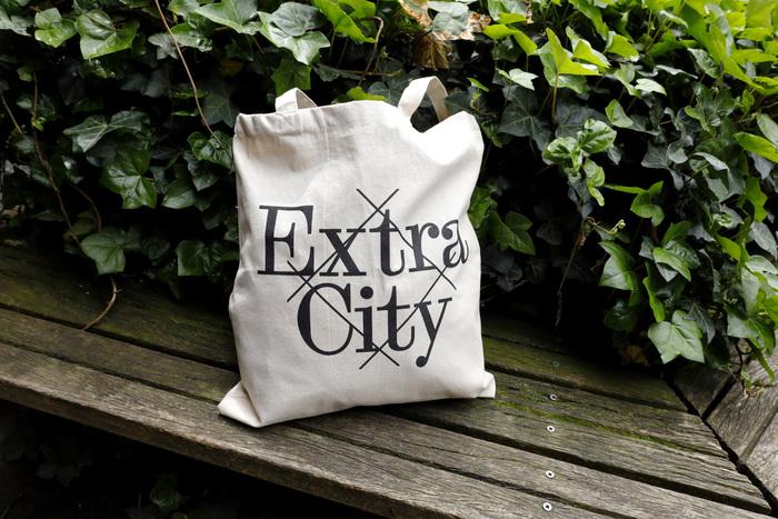 Kunsthal Extra City visual identity 3