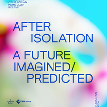 <cite>After Isolation: A Future Imagined / Predicted</cite>