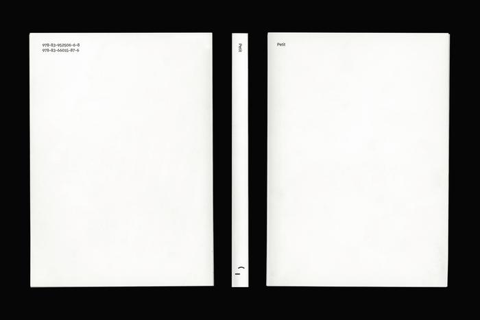 Petit exhibition catalog 2