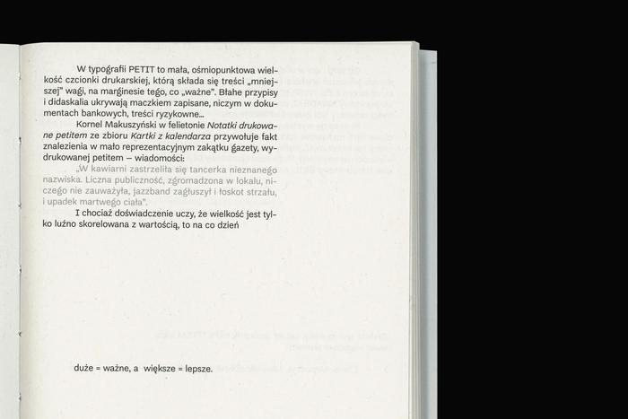 Petit exhibition catalog 5