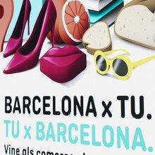 Barcelona x tu. Tu x Barcelona