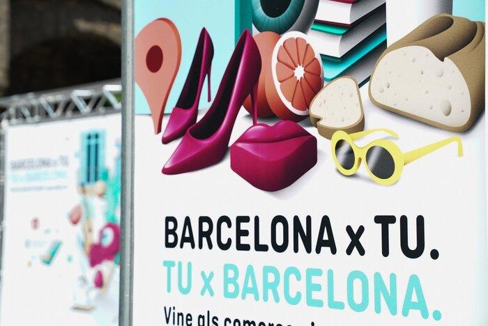Barcelona x tu. Tu x Barcelona 2
