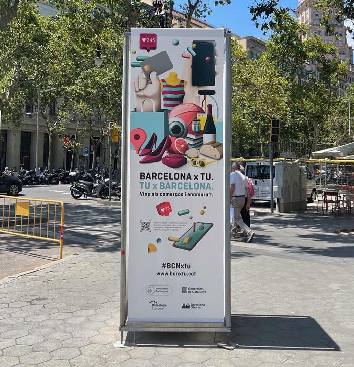 Barcelona x tu. Tu x Barcelona 5