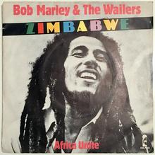 "Bob Marley & The Wailers – ""Zimbabwe"" / ""Africa Unite"" French single cover"