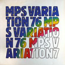 <cite>MPS Variation 76</cite> album art