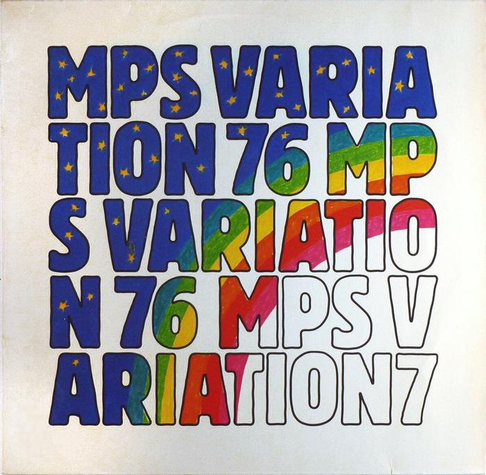 MPS Variation 76 album art
