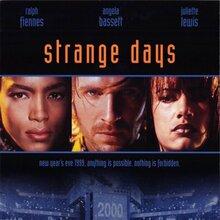 <cite>Strange Days</cite> (1995) movie posters