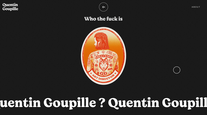 Quentin Goupille Folio 2021 6