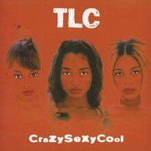 TLC – <cite>CrazySexyCool</cite> album art