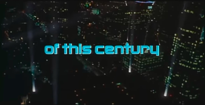 Strange Days (1995) trailer and titles 3
