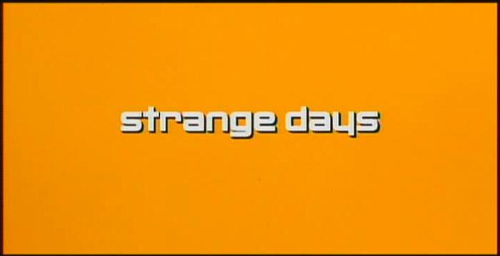 Strange Days (1995) trailer and titles 8