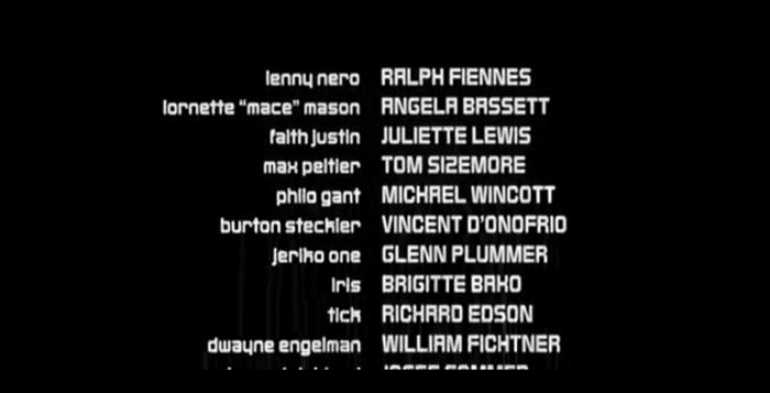 Strange Days (1995) trailer and titles 25